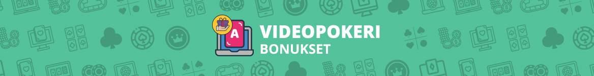 Videopokeri Bonukset