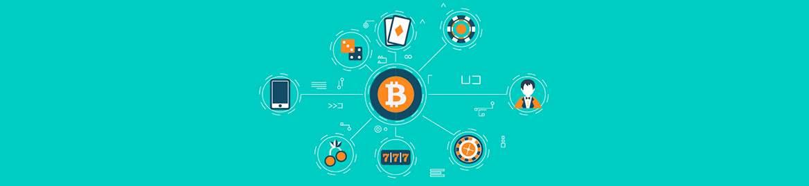 Bitcoin Kasino kasinopelejä