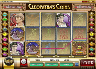 Cleopatras Coins Slot Machine Online ᐈ Rival™ Casino Slots