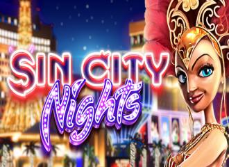 Sin City Nights kolikkopeli - Mobil6000