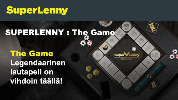 Superlenny: The Game